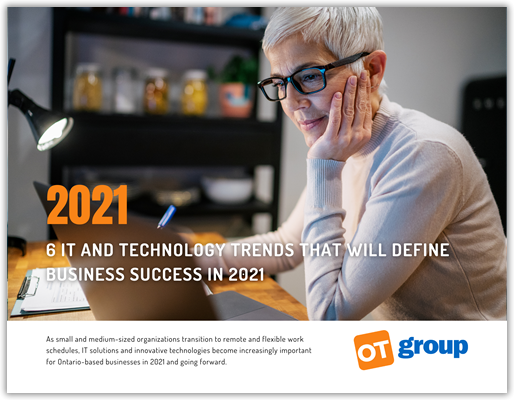 2021 eBook 6 Trends and Technologies for SMEs